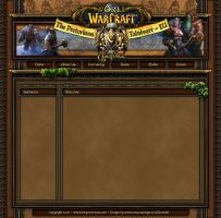 World Of Warcraft - Clansite by ChristianKarling