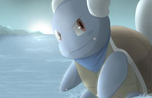 Wartortle by All0412