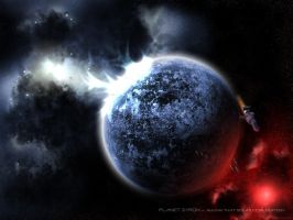 Planet Syron by D-Design