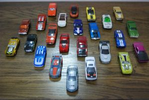 HW Muscle Car Mania by Ricky47