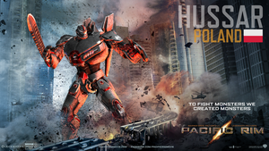 Pacific Rim - Hussar [PL] by WormWoodTheStar