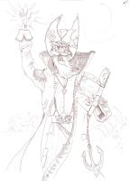 Old Pirate-Mage_01 by Oriebir