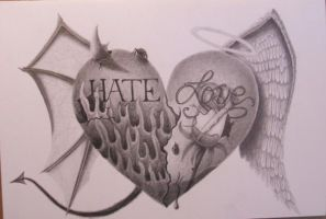 Love Hate by dufu