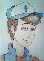 Dipper Pines by LogikalReasonning
