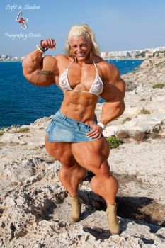 Muscle 51 by johnnyjoestar