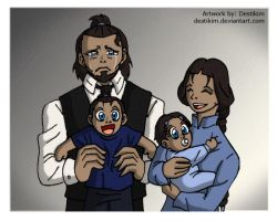 FMW Family Picture by Niban-Destikim
