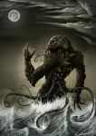 The Call of Cthulhu by Cariman