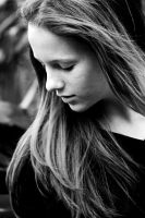 Young woman by PeterTBexley