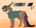 canine adopt 6 - OTA (cheap) - CLOSED by loveart56