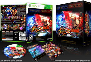 Street Fighter X Tekken by Ghostic0n