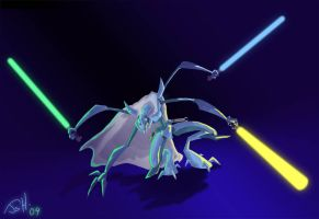General Grievous-Clone Wars by MagusTheLofty