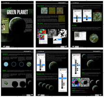 green planet tutorial by istarlome