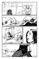 HACK/SLASH issue #21 - pag 4 by elena-casagrande
