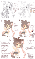 Chibi Tutorial by oWinTer