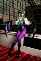 Intraventus Morrigan by m9cosplay