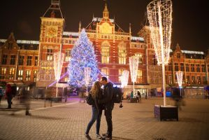 Amsterdam Love by DavidImir