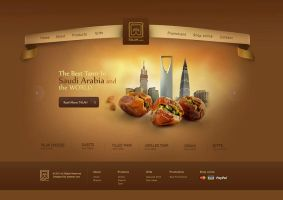 Talah website 2 by ahmedzahran