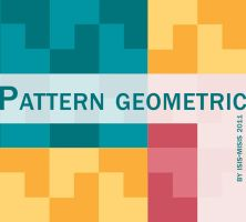 Pattern Geometric by isis-misis