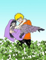 NaruHina - After wedding by ButterflyFire