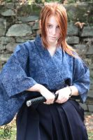 Kenshin Cosplay 7 by theredviper
