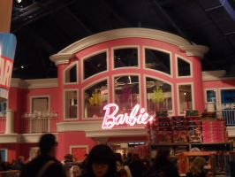 BARBIE'S MANSION!!!!! by Sweetb15
