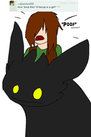 Ask Toothless 62: Reaction 2 by Ask--Toothless