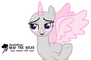 MLP Base: I think y'all are slut bitches by DashieBases