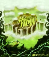 The Lost World of Mt. Dew by Zero-Optix