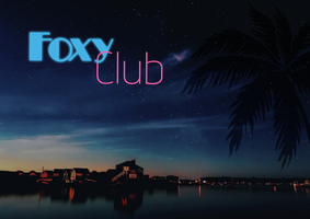 Foxy Club Poster by VoidF0x