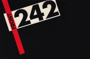 Front242 Masterhit wallpaper by Impedancer