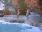 Crossing Havasupai by AndySerrano