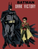 Batman: Dark Victory by phil-cho