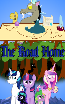 COM - The Road Home Cover by PenStrokePony