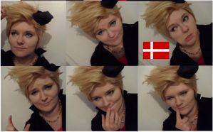 APH: Many faces of Denmark by xPixieSoulx