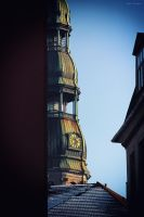 St. Peter cathedral belfry by 4otomax