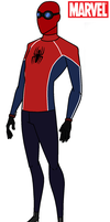 Marvel - Spider-Man (Prototype Costume) #2 by HewyToonmore