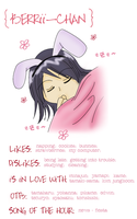 Sleeping Bunny: Meeee by PromiseBerry