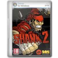 Shank 2 Game Icon by Nighted