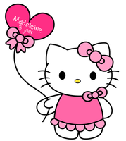 Hello Kitty by Norphy