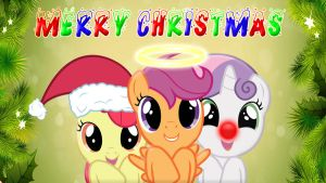 CMC Wish You A Merry Christmas by Macgrubor