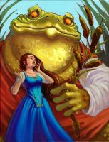 Thumbelina- Marriage Proposal by fabiolagarza