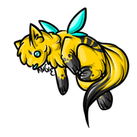 Pixie Kitty Design by Roguelucifer