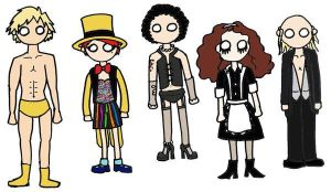 Rocky Horror Picture Show by LivingDeadGirl23