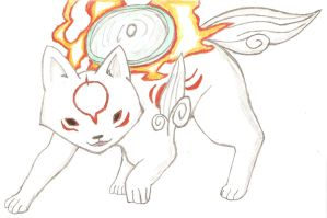 Okamiden by TecnicLion