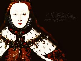 Elizabeth I by RafkinsWarning