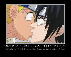 Sasuke X Naruto Motivational Poster by Alicehime21