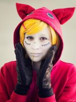 Matryoshka Cosplay by SNTP
