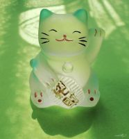 Maneki Neko by CitricLily