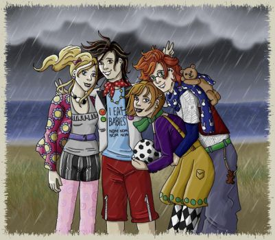 When We Were Young by Larissa-Bright