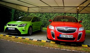 Focus RS and Insignia VXR by TVRfan